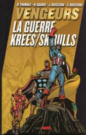 Best of Marvel -18- Vengeurs : La Guerre Krees/Skrulls