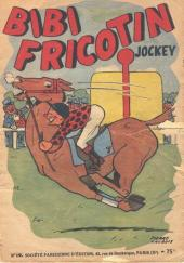 Bibi Fricotin (2e Série - SPE) (Après-Guerre) -19- Bibi Fricotin jockey