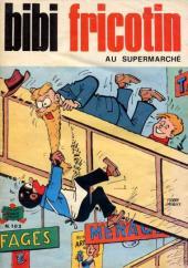 Bibi Fricotin (2e Série - SPE) (Après-Guerre) -103- Bibi Fricotin au supermarché