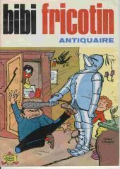Bibi Fricotin (2e Série - SPE) (Après-Guerre) -85- Bibi Fricotin antiquaire