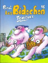 Les bidochon -16FL- Toniques