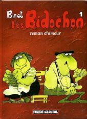Les bidochon -1b2001- Roman d'amour