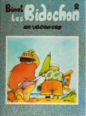 Les bidochon -2FL- Les Bidochon en vacances