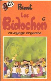 Les bidochon -6Poch- Les Bidochon en voyage organisé