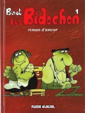 Les bidochon (Petit format) -1- Roman d'amour