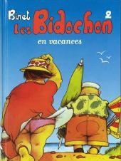 Les bidochon (Petit format) -2- Les Bidochon en vacances