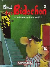 Les bidochon (Petit format) -3- Les Bidochon en habitation à loyer modéré