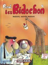 Les bidochon (Petit format) -4- Maison, sucrée maison