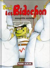 Les bidochon (Petit format) -7- Les Bidochon, assujettis sociaux