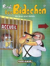 Les bidochon (Petit format) -9- Les fous sont lâchés