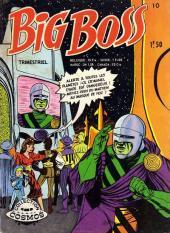 Big Boss (2e série) -10- Martien au masque de fer