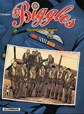 Biggles -6a- Squadron Biggles