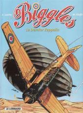 Biggles -7b- Le dernier Zeppelin