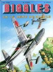 Biggles -9a- La 13e Dent du diable