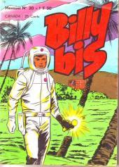 Billy Bis -20- Les quatre professeurs