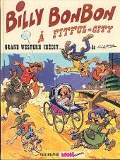 Billy Bonbon -1- Billy Bonbon à Fitful-City