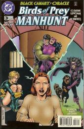 Birds of Prey: Manhunt (1996) -3- The man that got away
