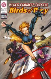 Birds of Prey -2- Manhunt épisodes 1 et 2