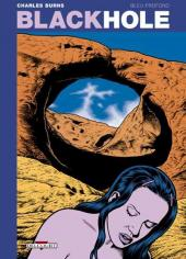 Black hole -6- Bleu profond