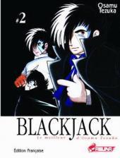 Blackjack (Tezuka) -2- Tome 2