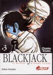 Blackjack (Tezuka) -3- Tome 3