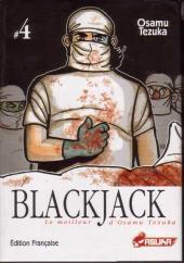 Blackjack (Tezuka) -4- Tome 4