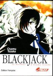 Blackjack (Tezuka) -5- Tome 5