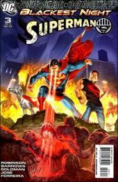Blackest Night: Superman (2009) -3- The long dark night
