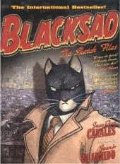 Blacksad (en anglais) -HS- Blacksad the sketch files
