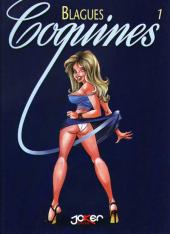 Blagues coquines -1- Tome 1