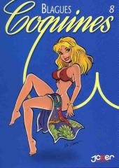 Blagues coquines -8- Tome 8