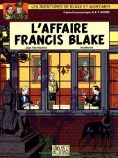 Blake et Mortimer (Les Aventures de) -13b1999- L'affaire Francis Blake