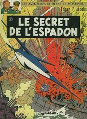 Blake et Mortimer (Historique) -2d72- Le Secret de l'Espadon 2