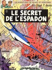 Blake et Mortimer (Historique) -2d70'- Le Secret de l'Espadon 2