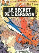 Blake et Mortimer (Historique) -2d77- Le Secret de l'Espadon 2