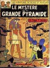 Blake et Mortimer (Historique) -3b72- Le Mystère de la Grande Pyramide - 1re partie