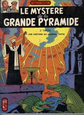 Blake et Mortimer (Historique) -4b70- Le Mystère de la Grande Pyramide - 2e partie