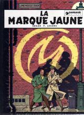 Blake et Mortimer (Historique) -5d78- La Marque Jaune