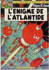 Blake et Mortimer (Les aventures de) (Historique) -6f1977- L'Énigme de l'Atlantide