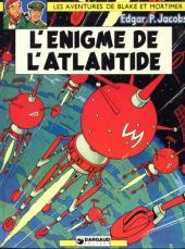 Blake et Mortimer (Les aventures de) (Historique) -6g1977'- L'Énigme de l'Atlantide