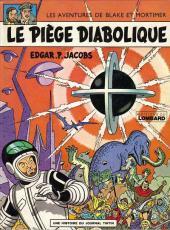 Blake et Mortimer (Historique) -8c74L- Le Piège diabolique