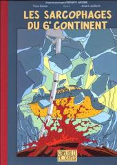 Blake et Mortimer (Les Aventures de) -17TS- Les sarcophages du 6e continent