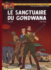 Blake et Mortimer (Publicitaire) -18BNP- Le sanctuaire du Gondwana