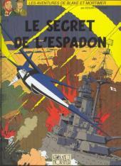 Blake et Mortimer (Les Aventures de) -3c2010- Le Secret de l'Espadon - Tome 3