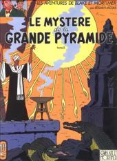 Blake et Mortimer -5c03- Le Mystère de la Grande Pyramide - Tome 2