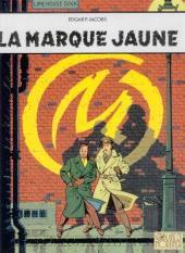 Blake et Mortimer (Les Aventures de) -6c2000- La Marque Jaune