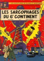 Blake et Mortimer (France Loisirs) -16- Les Sarcophages du 6e continent - Tome 1