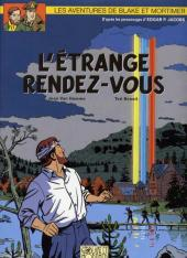 Blake et Mortimer (France Loisirs) -15- L'étrange rendez-vous