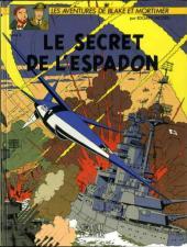 Blake et Mortimer -3b97- Le Secret de l'Espadon - Tome 3
