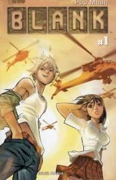 Blank -1- Tome 1
